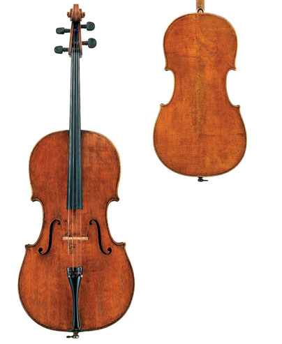 亚历山德罗·加利亚诺1724 年大提琴