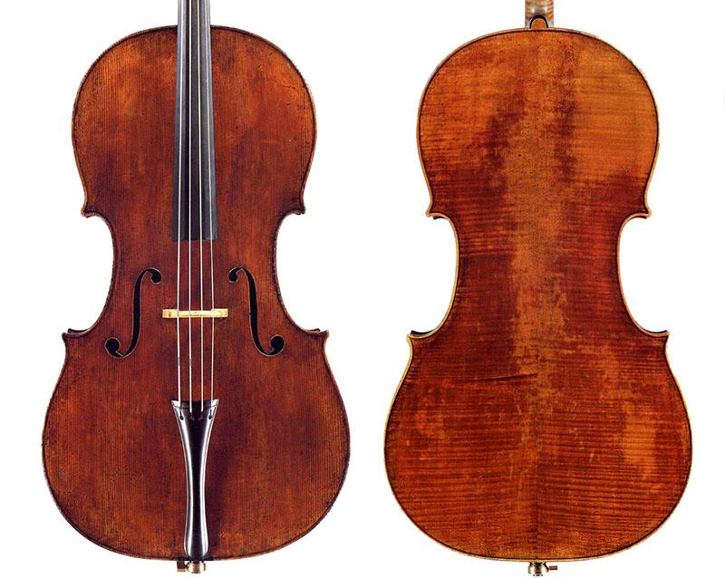 大提琴达维多夫'Davidoff'