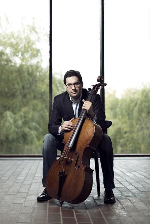 Christian Poltéra与大提琴'Mara'