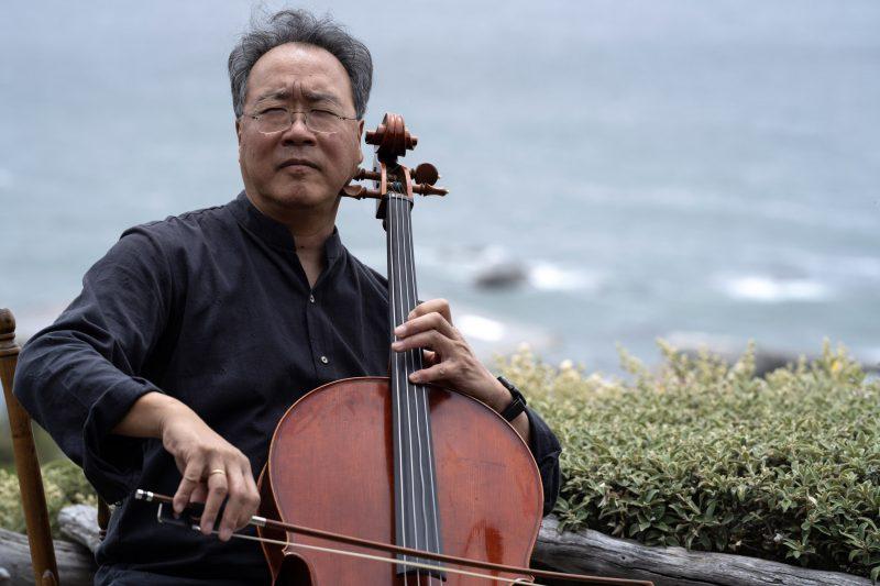 华人大提琴家马友友简介